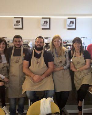 Formazione 8 - Bell caffè Italia