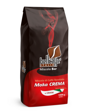 mokacrema - Bell caffè Italia