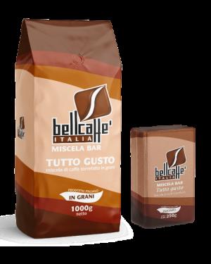 tuttogusto_bis - Bell caffè Italia